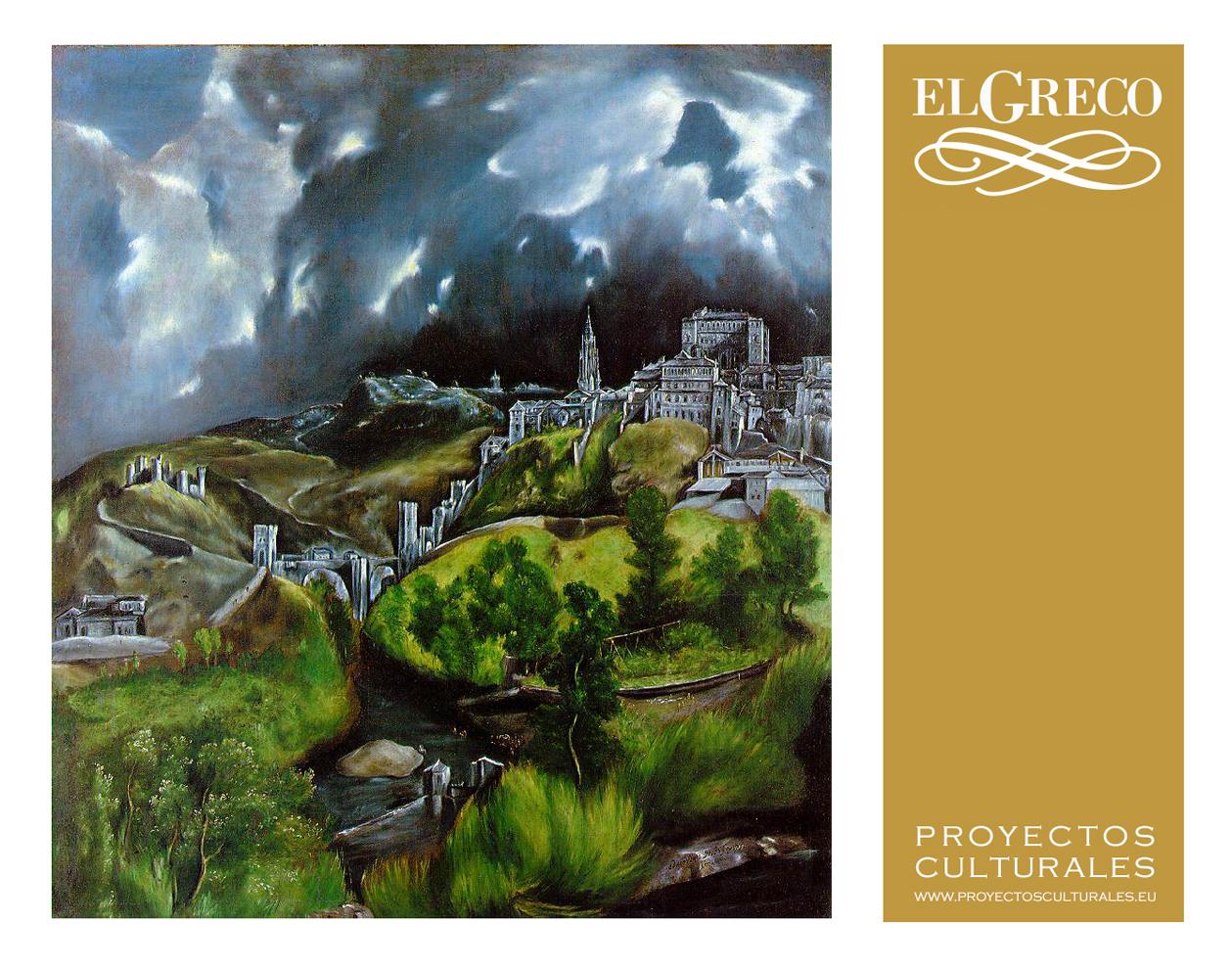 Bienvenido 2014, bienvenido Año Greco | Proyectos Culturales