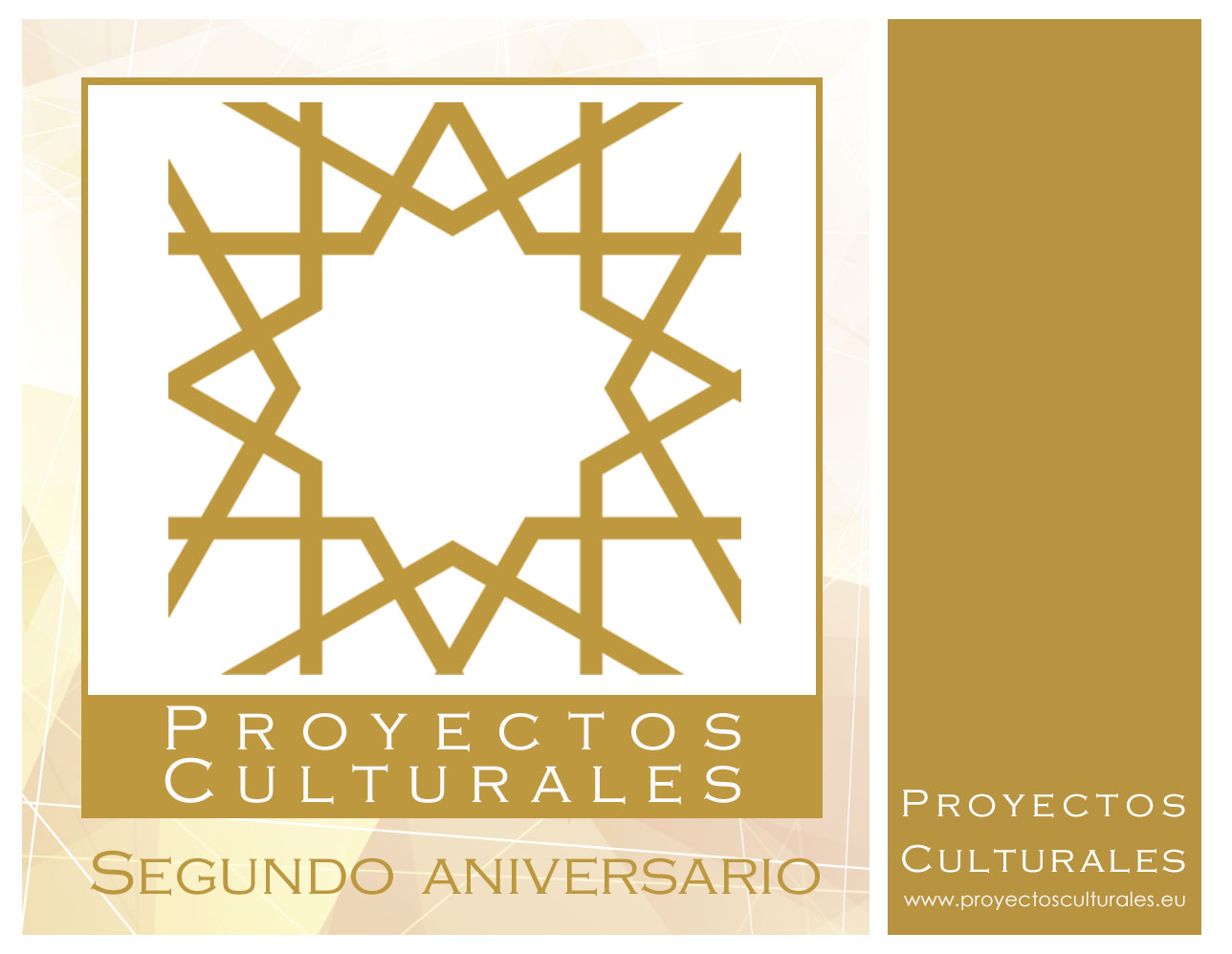 Segundo Aniversario de Proyectos Culturales