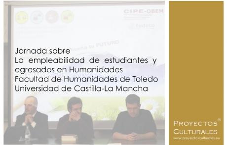 Jornada sobre La empleabilidad de estudiantes y egresados en Humanidades en la Facultad de Humanidades de Toledo | UCLM