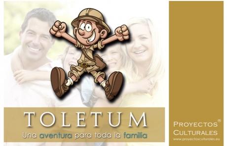 Ocio en familia - Toletum, una aventura para toda la familia