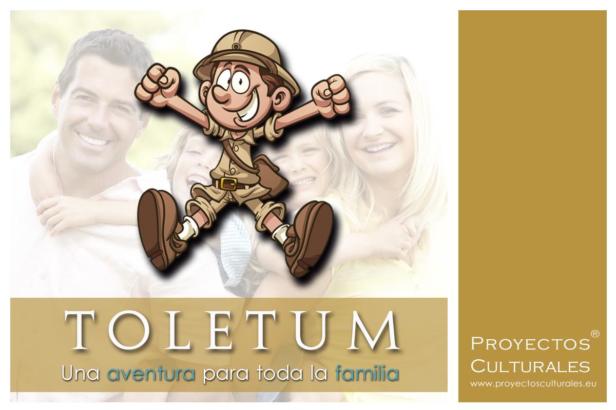 Ocio en familia... ¡en Toletum!
