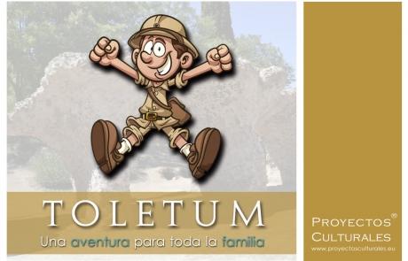 Toletum, una aventura para toda la familia