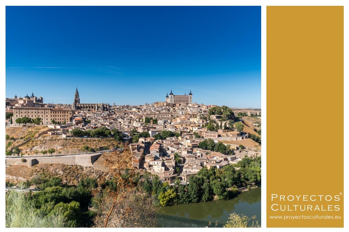 Toledo medieval, Ciudad de las 3 Culturas | Proyectos Culturales es gestión cultural y difusión del patrimonio