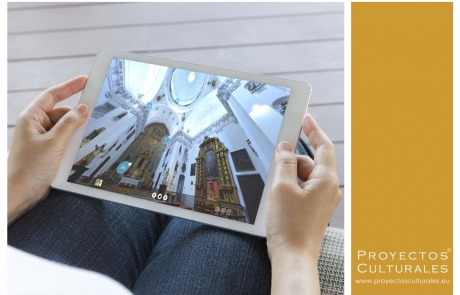 Realidad virtual aplicada al patrimonio