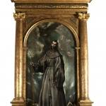 San Bernardino de Siena - Museo del Greco IV Centenario El Greco 1614 - 2014