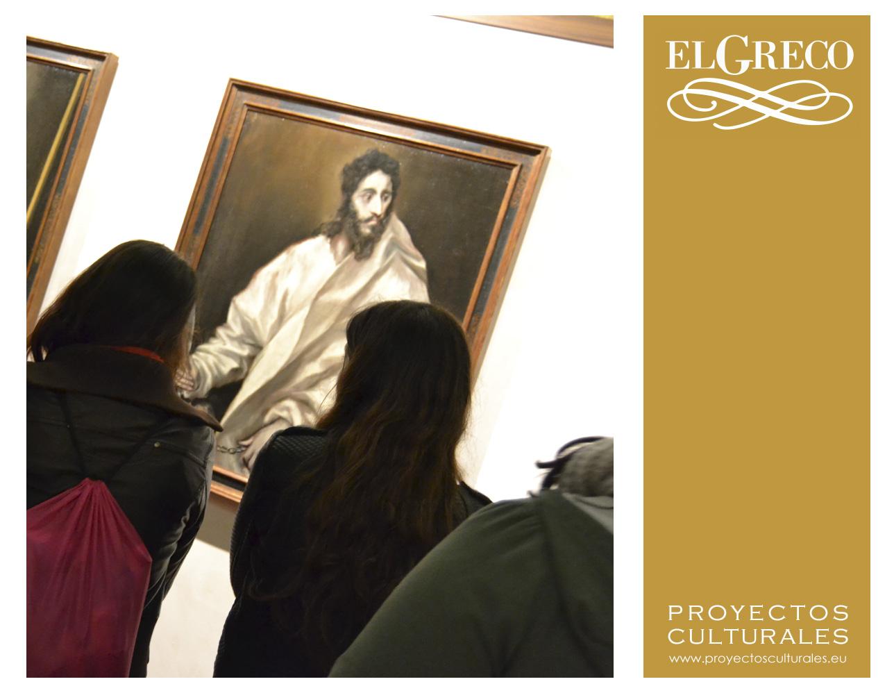 Las calles del Greco | Didáctica y educación | Proyectos Culturales