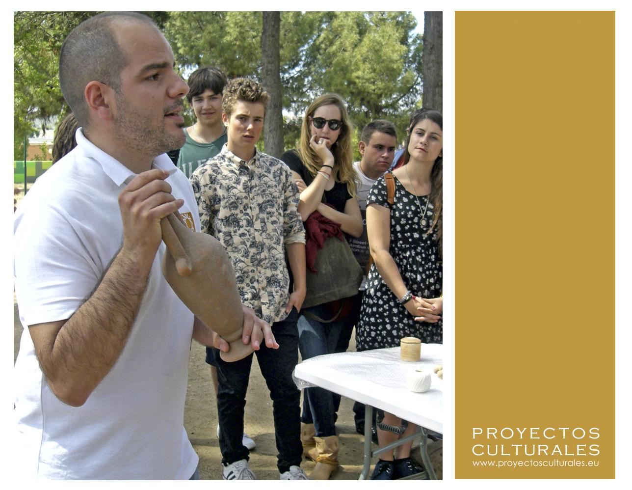 Intercambio cultural Ibiza - Toledo