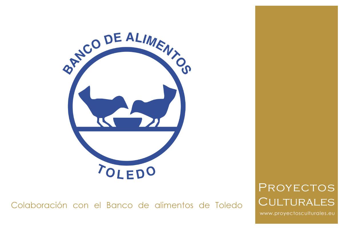 Participa y ayuda al Banco de alimentos de Toledo