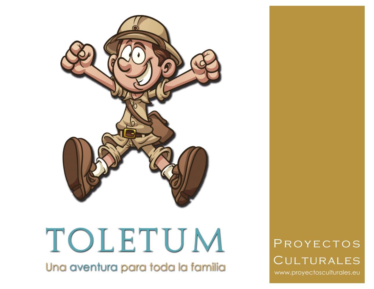 Jornada en imágenes de Toletum, una aventura para toda la familia