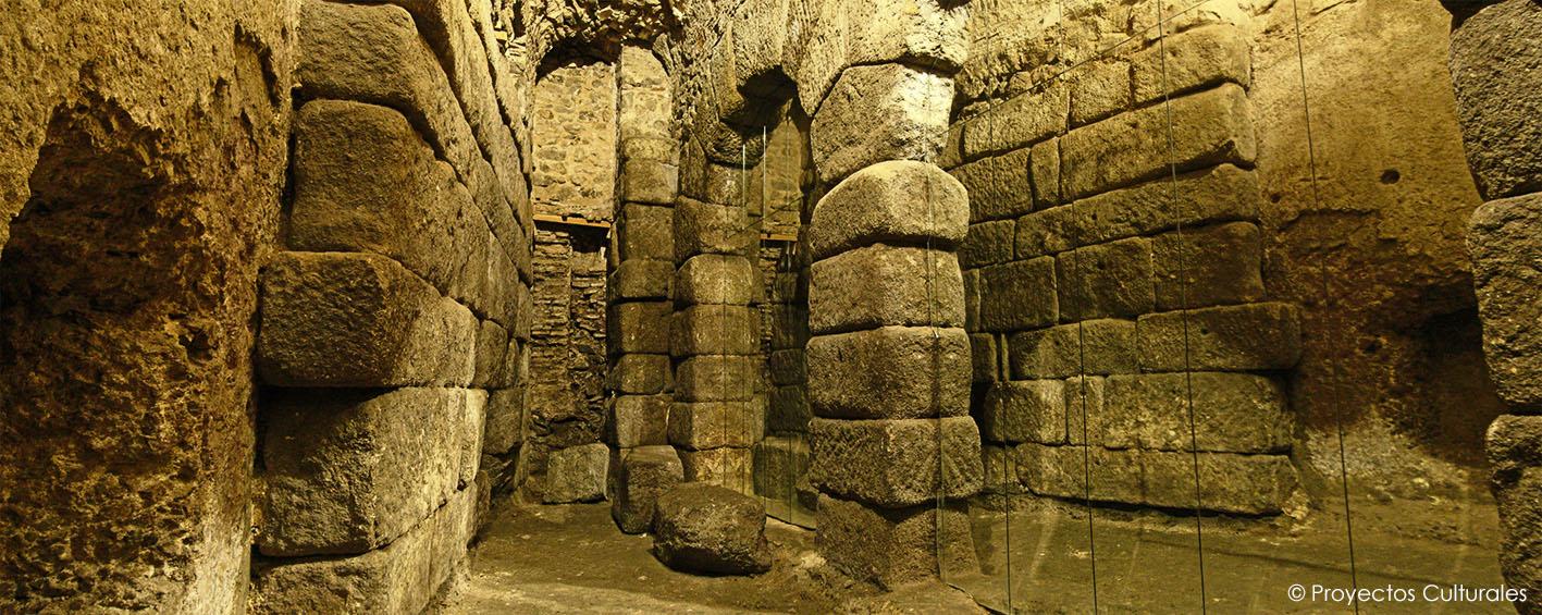 Cueva de Hércules (Toledo) - Proyectos Culturales - p47r1m0n10