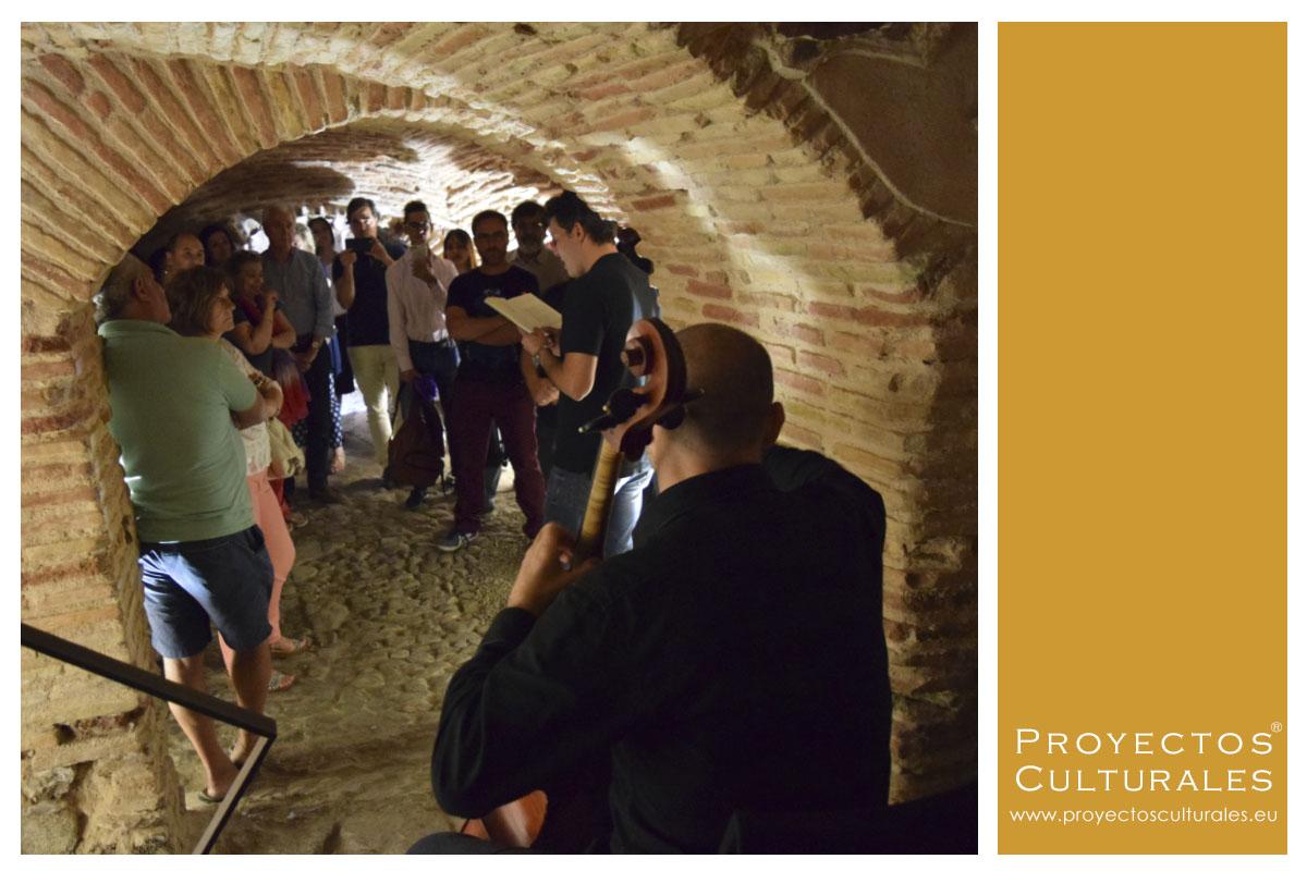 Poemas y música sefardí | Proyectos Culturales | www.proyectosculturales.eu