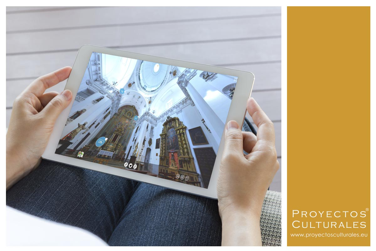 smart coolture | Experiencias virtuales | Una idea original de Proyectos Culturales | realidad virtual patrimonio