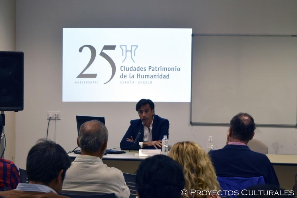 Jornada profesional sobre gestión cultural y difusión del patrimonio | jornada.proyectosculturales.eu | Proyectos Culturales