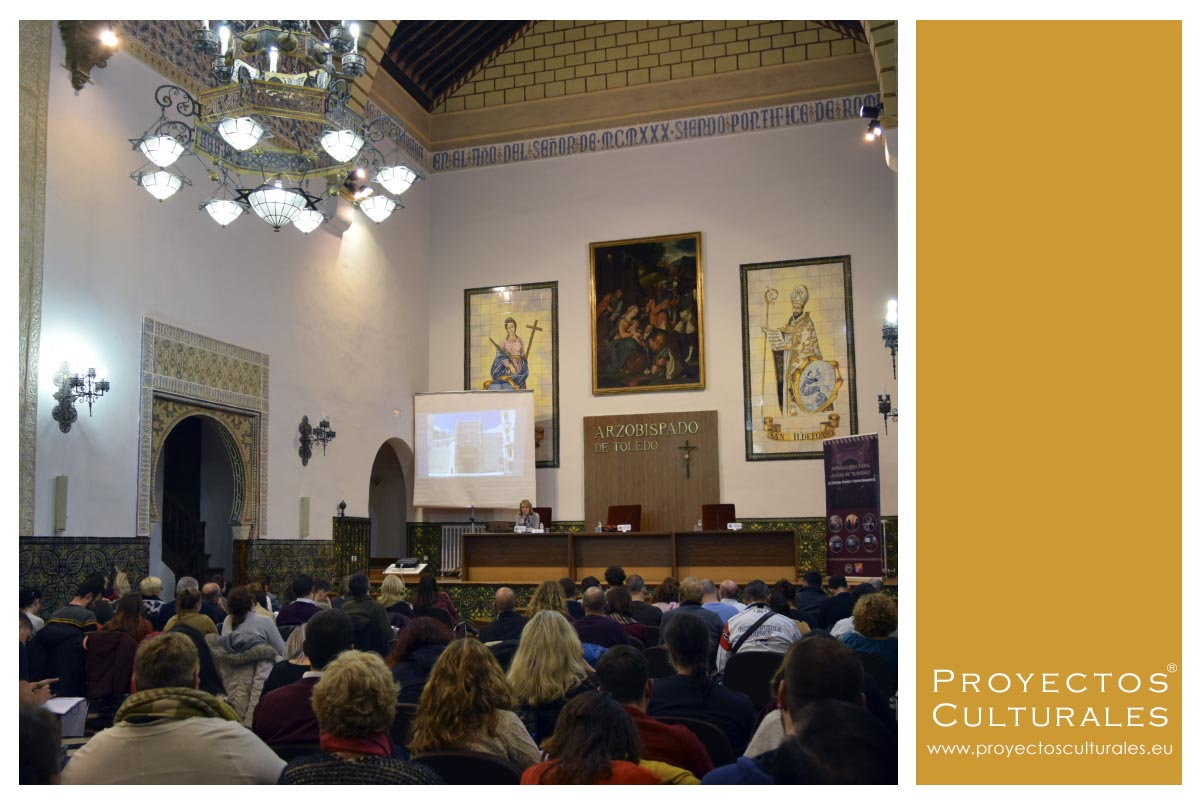 Curso para guías de turismo sobre S. I. Catedral Primada y Toledo  Monumental  e58a5929145