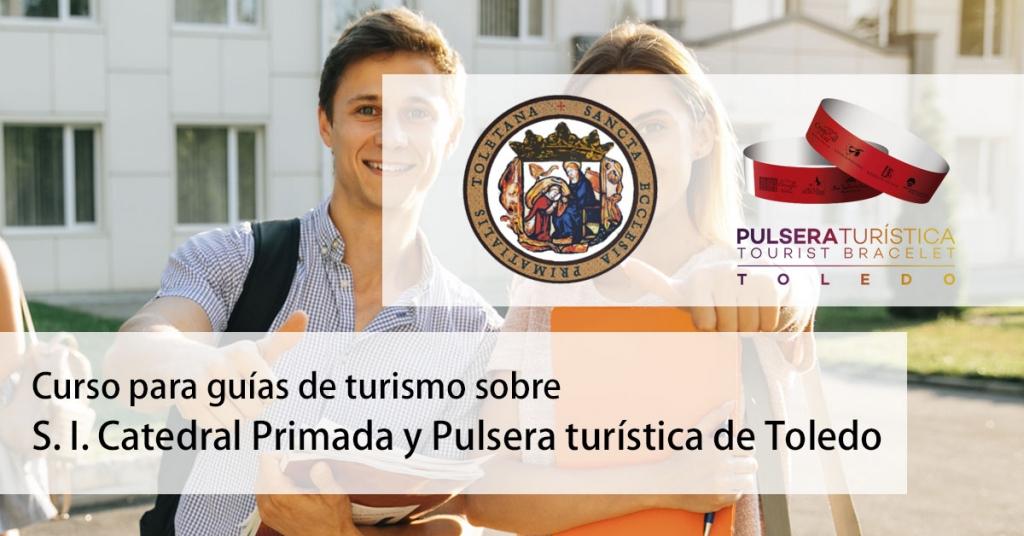 Nueva edición del curso para guías sobre Catedral Primada y Pulsera turística | Proyectos Culturales | Gestión del patrimonio cultural | Proyectos, actividades y formación
