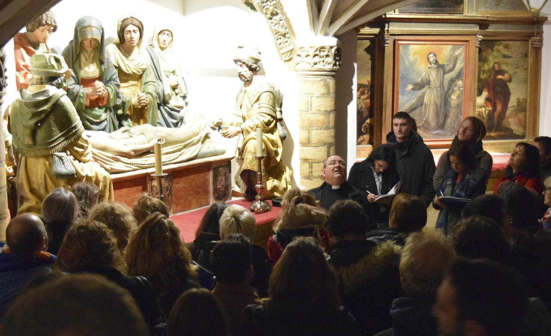 Curso para guías de turismo en Toledo organizado por Proyectos Culturales