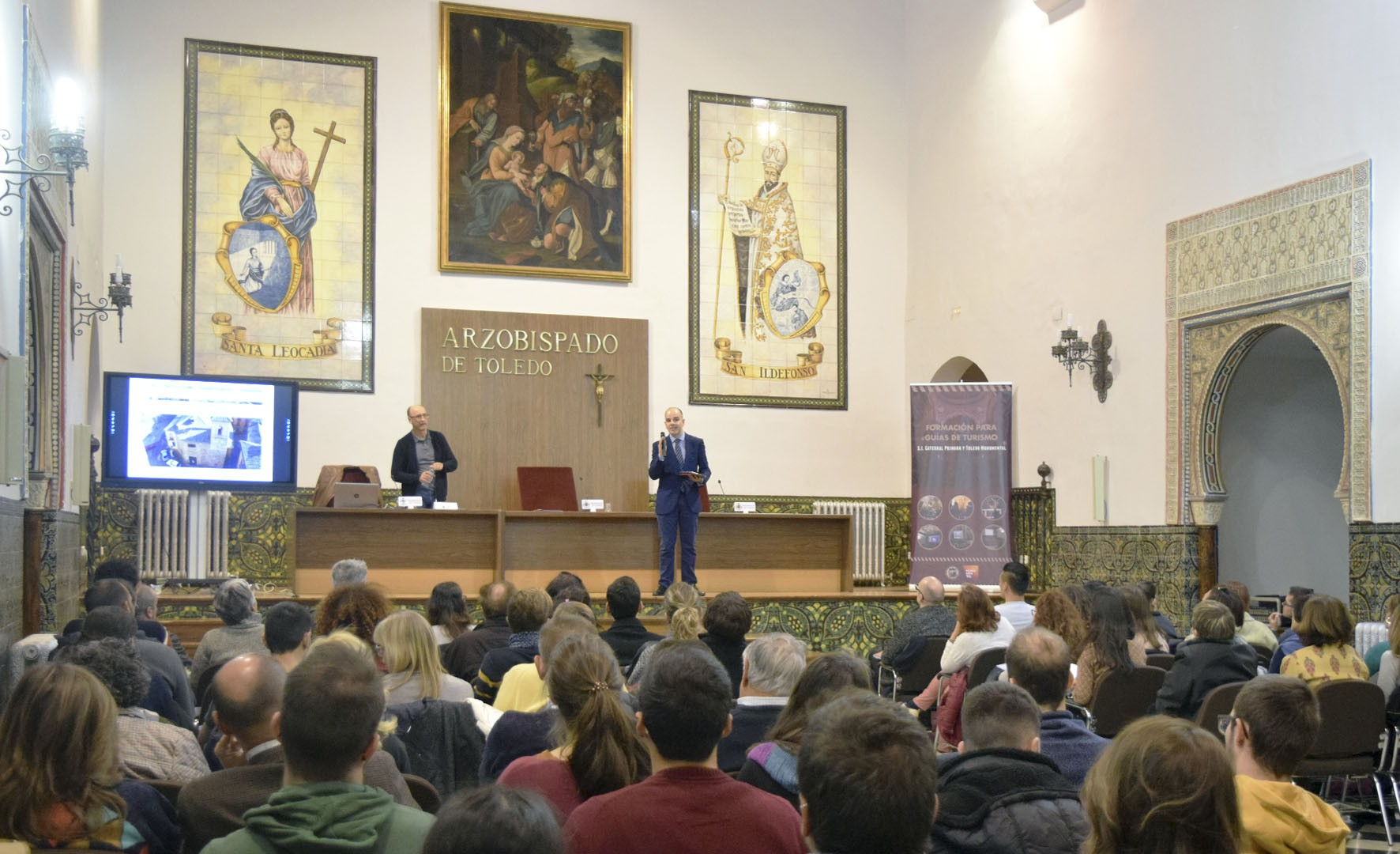 Curso de guías de turismo - Proyectos Culturales, gestión del patrimonio cultural, gestión técnica de proyectos, actividades y formación
