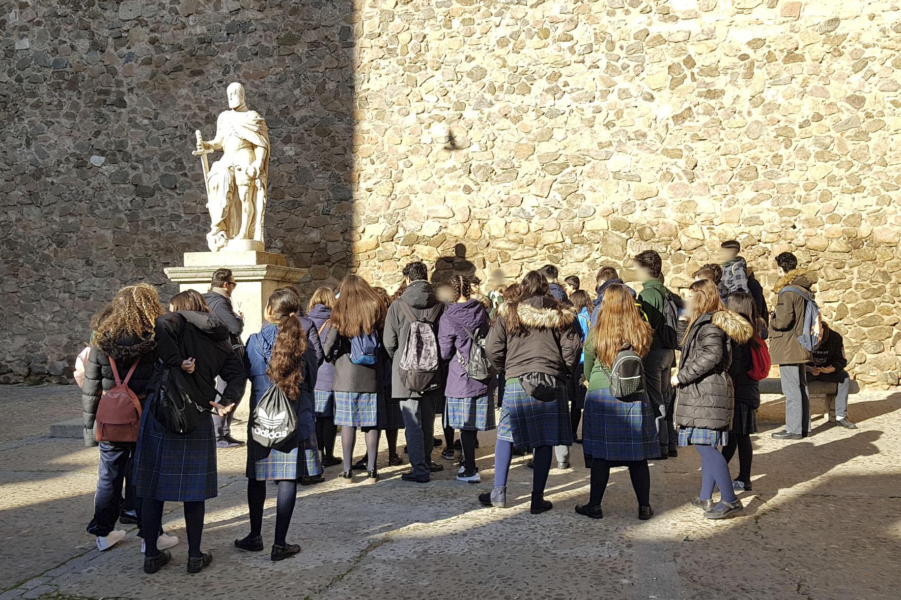 Actividades didácticas en Toledo, visitas y talleres