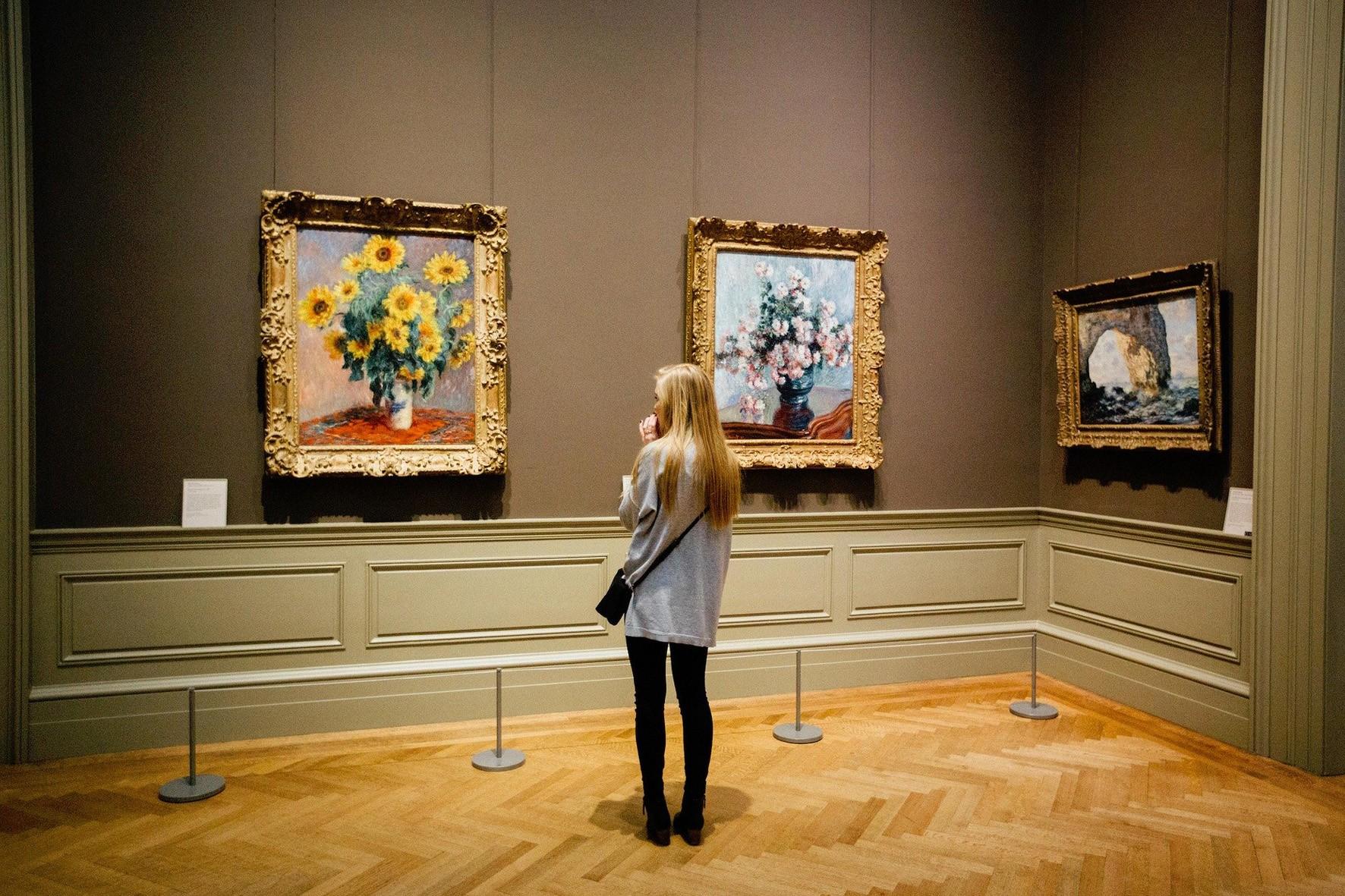 La importancia de la cartelería en los museos - Proyectos Culturales es gestión del patrimonio cultural