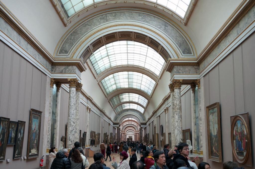 Recorrido en un museo o exposición - Proyectos Culturales, gestión del patrimonio cultural